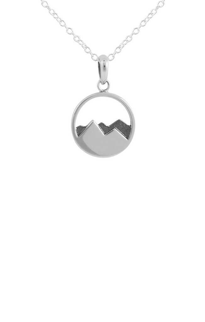 Mountain Ranges Necklace