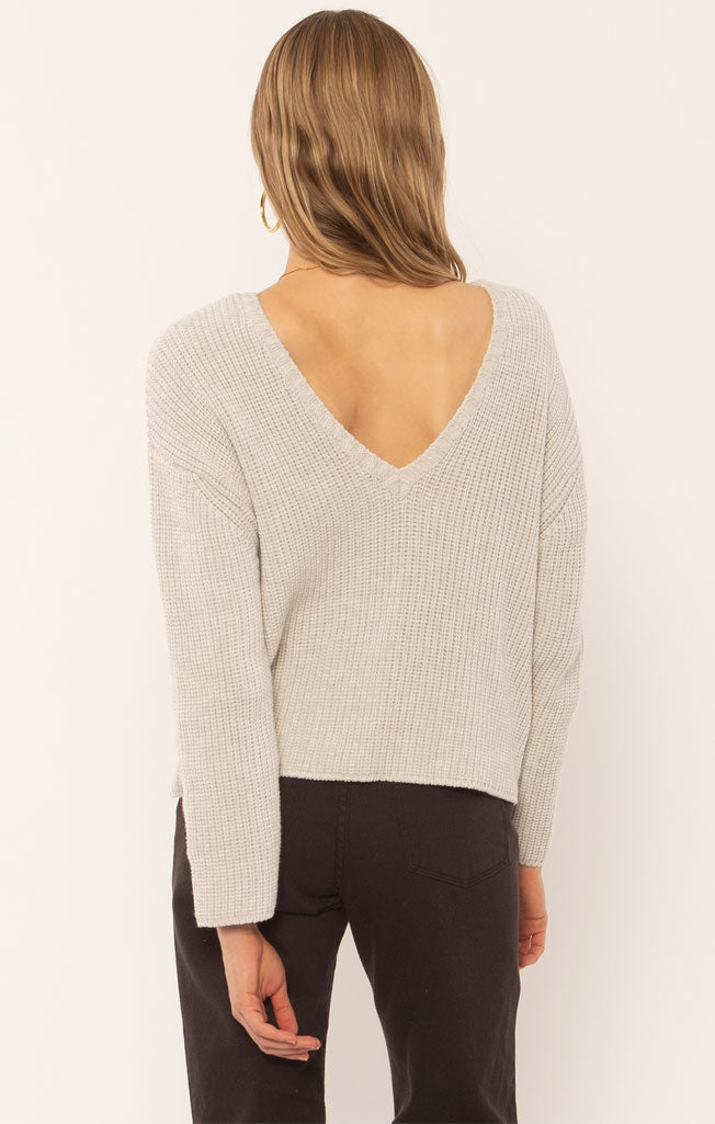 Sunset Road Knit  Oatmeal