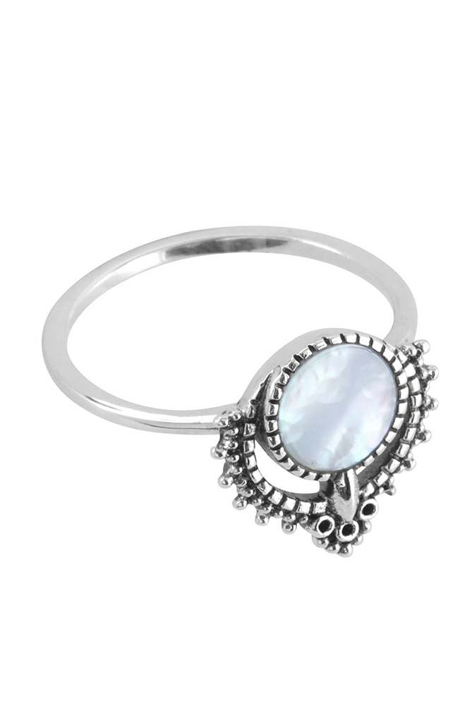 Periyar Mother of Pearl Ring