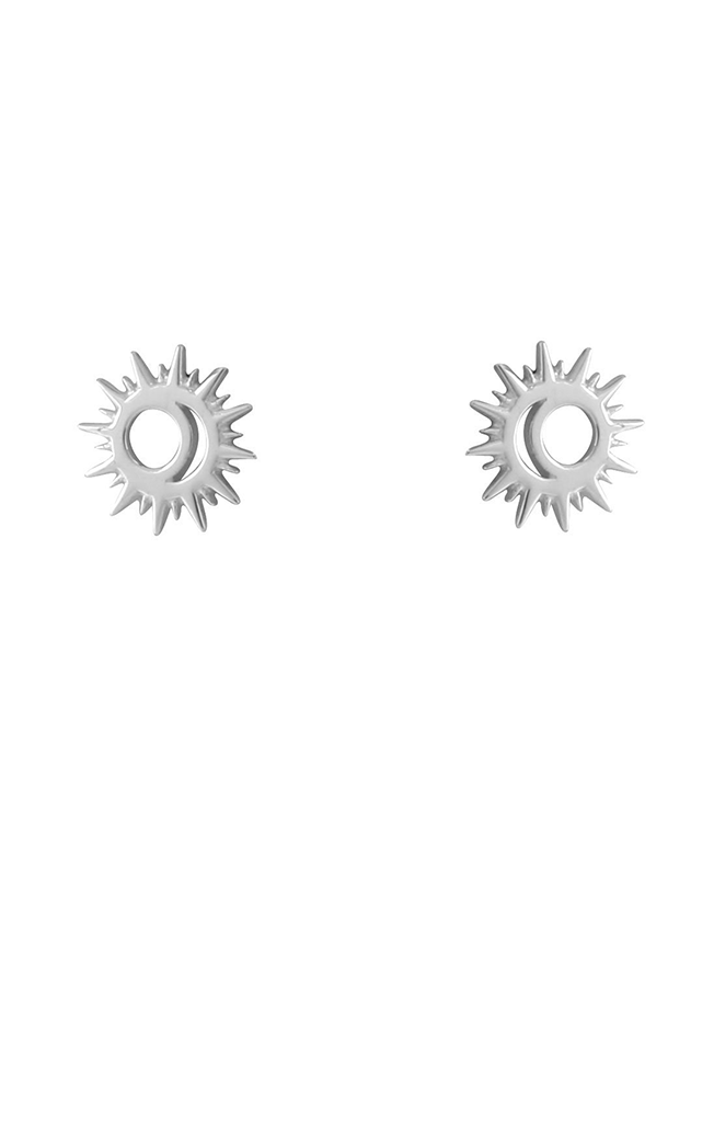 Total Eclipse of the Sun Studs