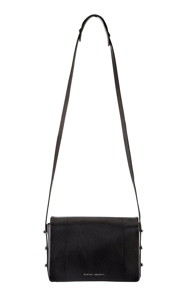 Succumb Bag Black