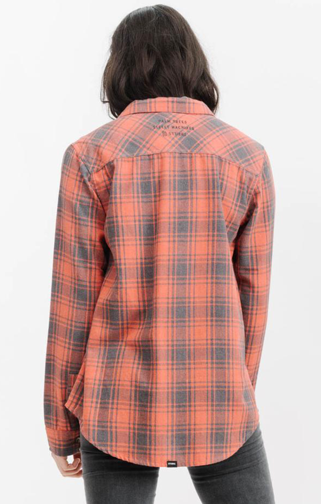 Espy Shirt Red Check