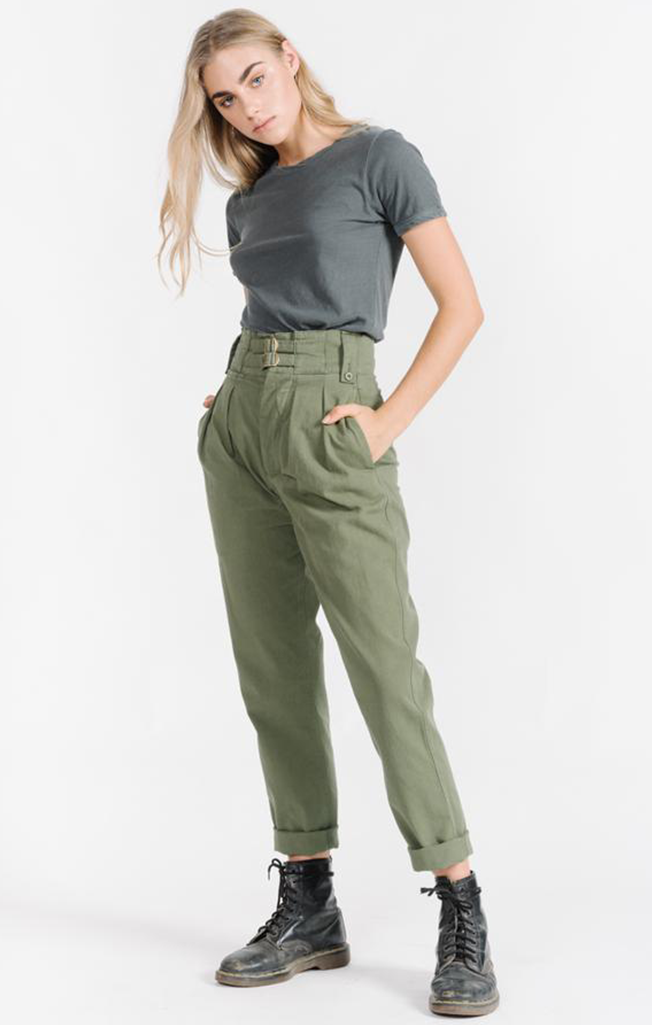 Surplus Pant - Army Green