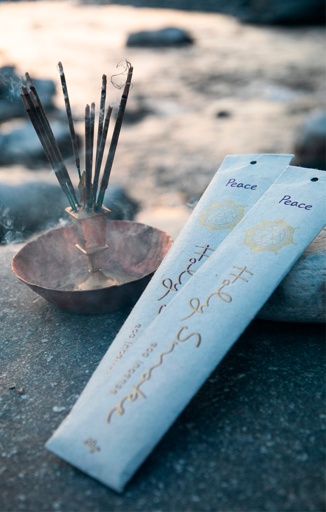 Holy Smoke Eco Incense Sticks