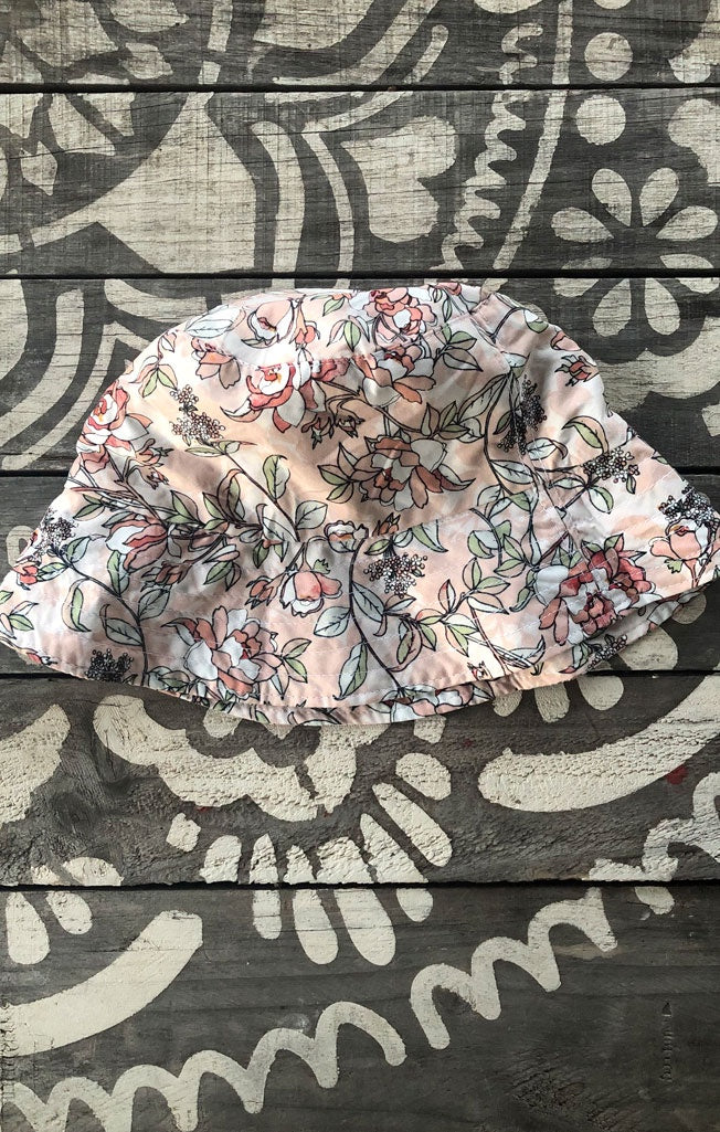 Bucket Hat Fairy Floss Floral