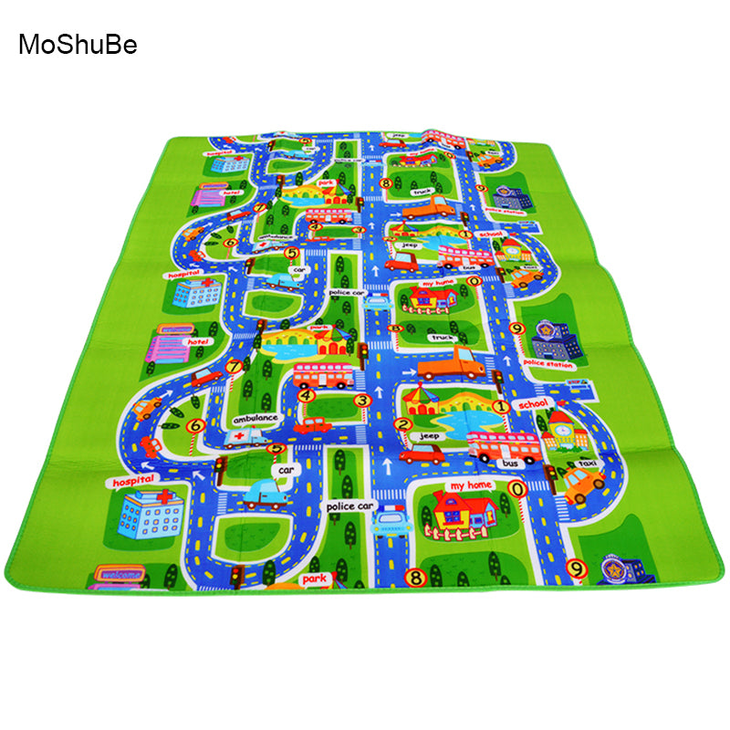 Baby Play Mat 200cm*160cm Kids Climbing Pad Children's Playing Toys Child Crawling Blanket