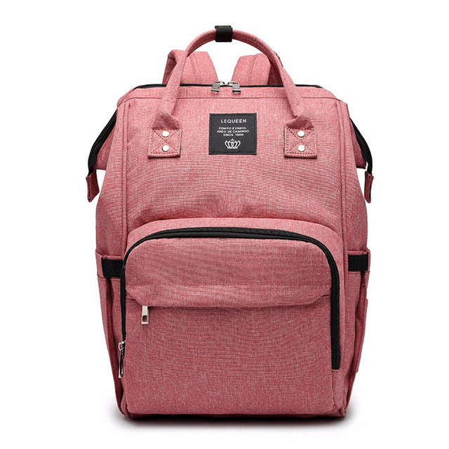 Baby Bags Waterproof Maternity Backpack Bag for Mother Nursing Nappy Bags
