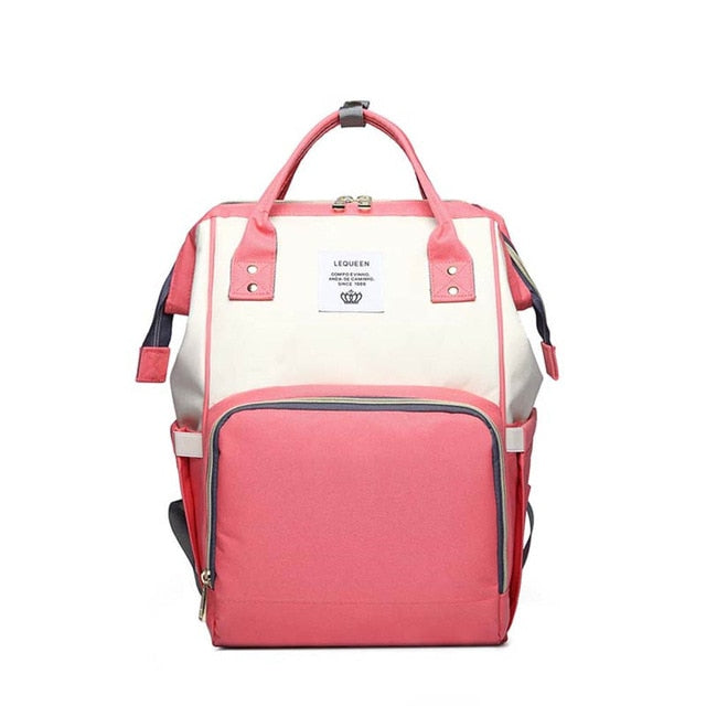 Mummy Maternity Nappy Bag Stroller bolsa Large Capacity Baby Travel Backpack Mommy Nursing Bag