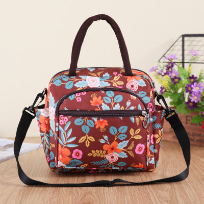 Cute Owls Pattern Women Shoulder Bag Mom Diaper Nappy Bag Baby Stroller Bag Maternity Handbag Portable Nursing Bag bolso materna