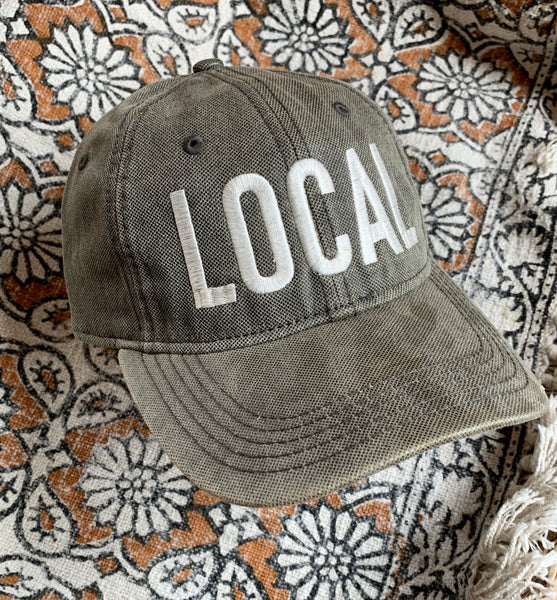 Matted Ink Local Hat