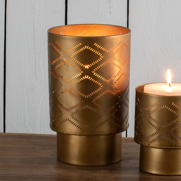 Brass Candle Holder-Large