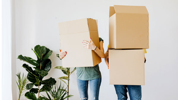 new homeowners moving