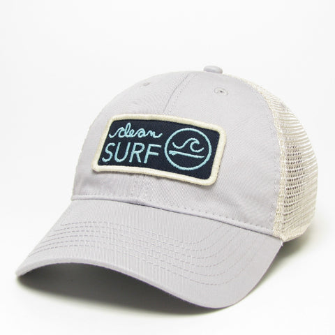 Ball Cap - Light Gray