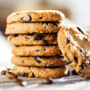 Our signature Cookie dough-Bake at Home: Chocolate Chip or Sugar (1 dozen) - The Chef's Garden