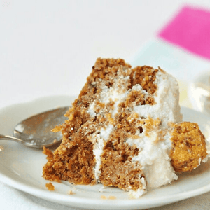 Ginger-Carrot Cake with Cream Cheese Icing - The Chef's Garden