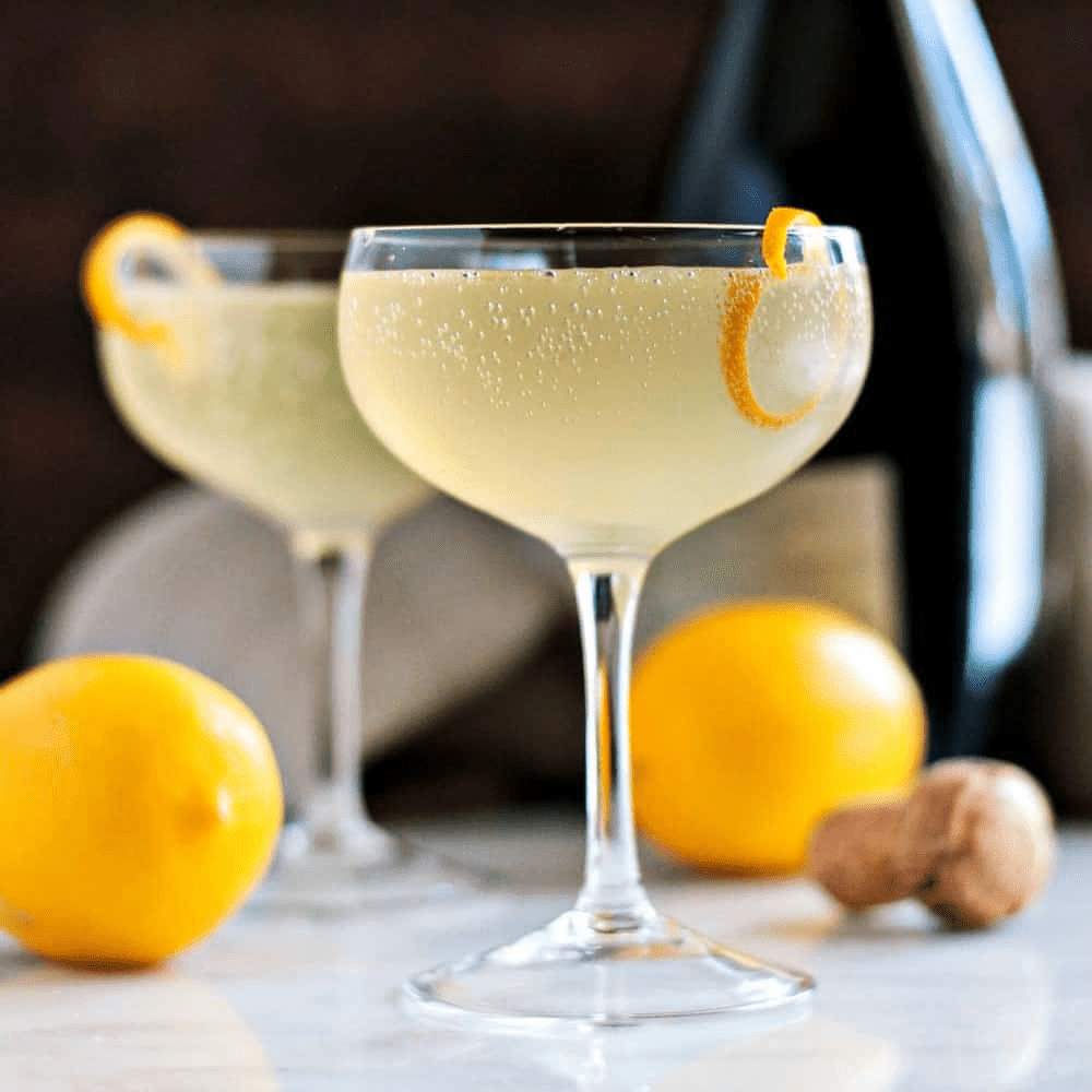 French 75 (Quart) - The Chef's Garden