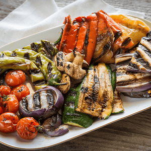 Grilled Vegetables (Chef Selection) - The Chef's Garden