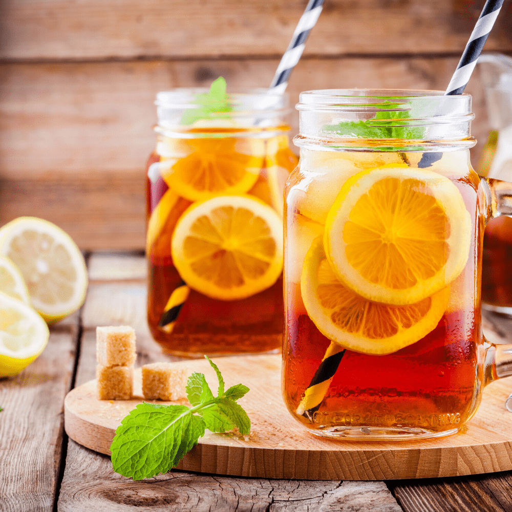 Iced Tea (Sweet or Unsweet) - The Chef's Garden