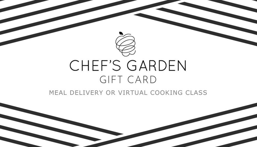 Gift Card - The Chef's Garden