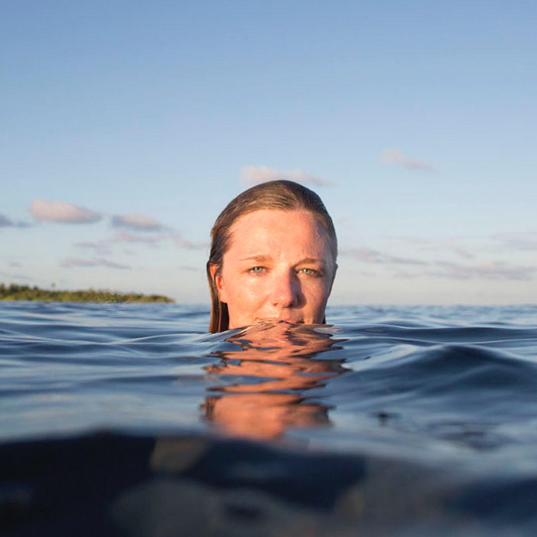 Spruce refillable cleaning Superhero Emily Penn is cleaning up ocean waste filled with microplastics