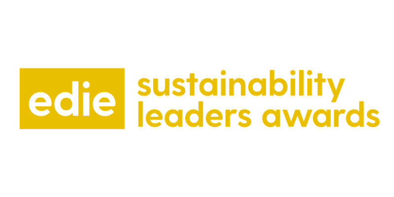 Edie Sustainability Leaders Awards - Startup of the yearSpruce plastic-free cleaning products. Sustainable products edit.