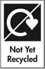 not-yet-recycled-label