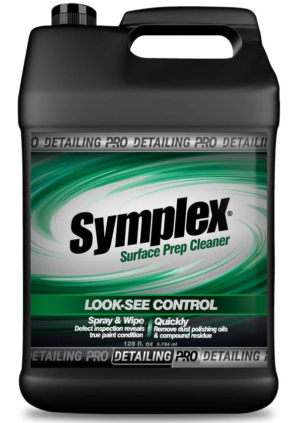 Symplex Look See Control Surface Prep Cleaner