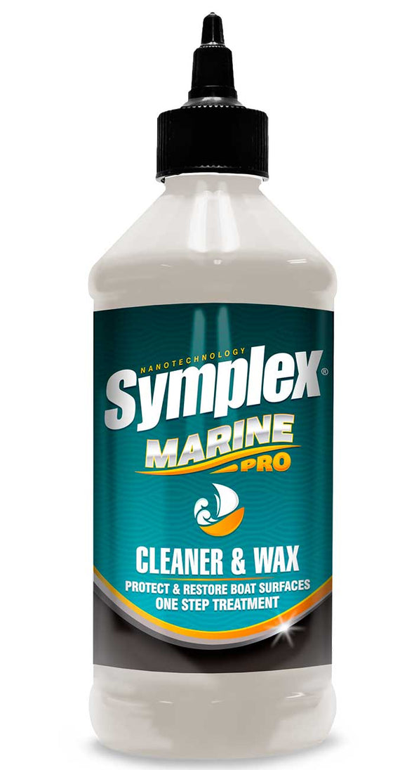 Symplex® Marine Pro Cleaner & Wax Polish