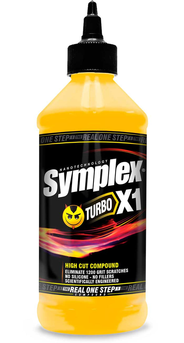 Symplex® Turbo X1 High Cut Compound