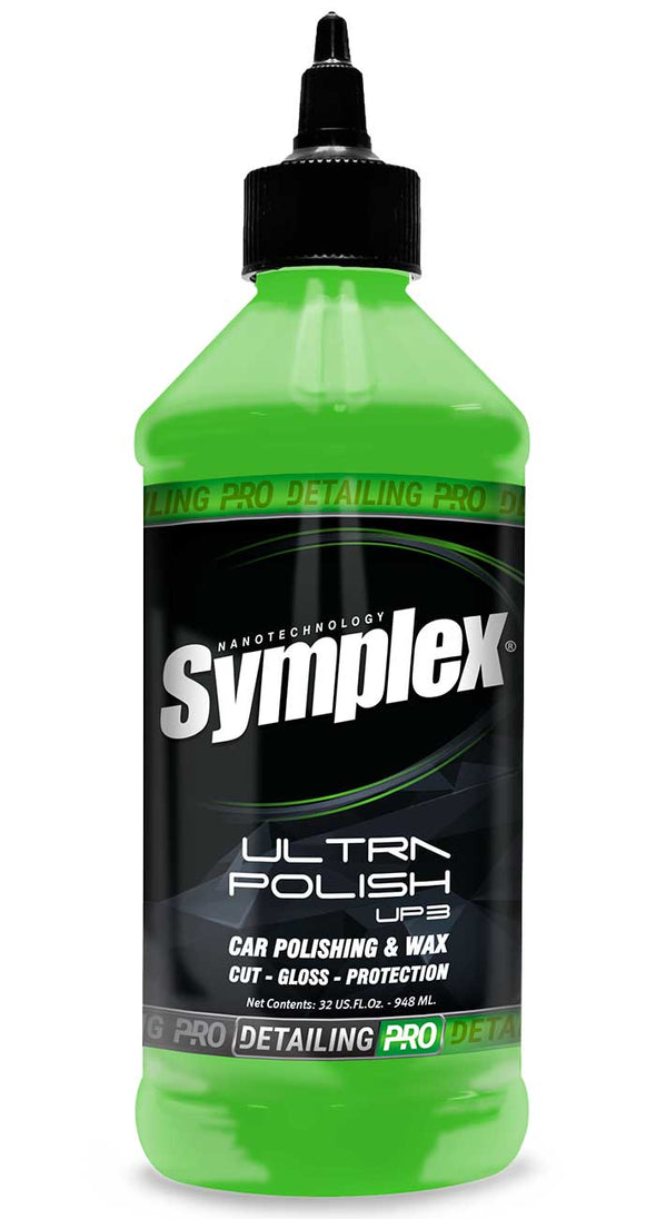 Symplex® Ultra Polish UP3 Polish Compound & Wax