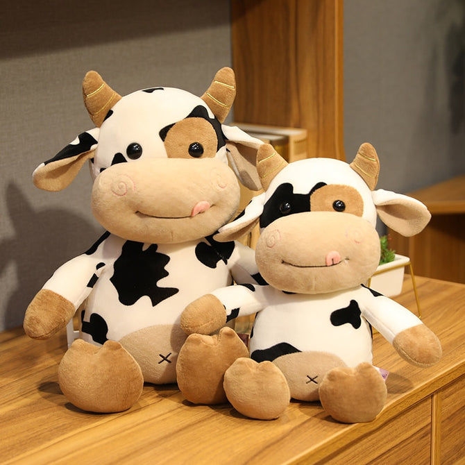 Winnie the Moo Plush Toy Friend