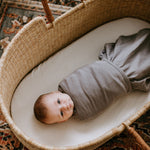 Starter Swaddle Original | Slate