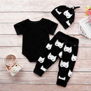 Adorable Like Father Like Son 3pc Outfit