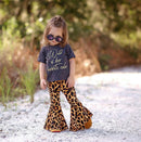 Wild Is Her Favorite Color | Kids Tee