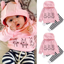 The Three Little Pigs Baby Girl Outift