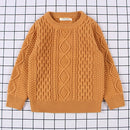 Simple yet Classy Knitted Kids/ Toddler Sweater
