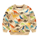 Fall for Dinosaurs Toddler/ Boys Sweatshirt
