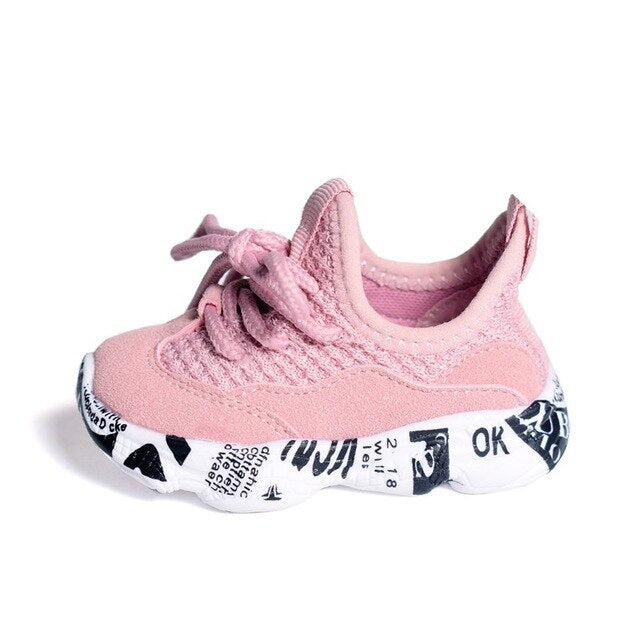 Graffiti Baby Sneakers