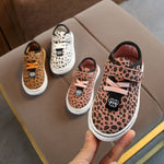 Leopards Never Change Their Spots Toddler/ Kids Sneaker