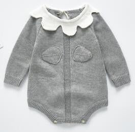 Weekend in Paris Knitted Baby / Toddler Bodysuit