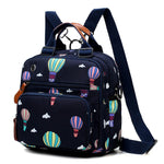 Artistically Stylish Multi function Diaper Bag