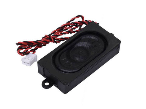 20x40x8mm Bass Enhanced DCC Sound Speaker (8 ohm) - Roads And Rails