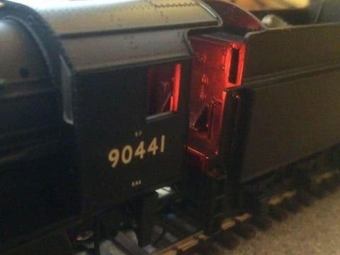 Firebox Flicker Fitted - Roads And Rails