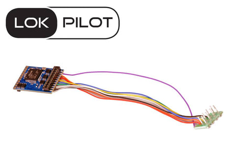 ESU Lokpilot 5 8 Pin 59620 - Roads And Rails