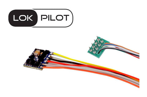 ESU Lokpilot 5 Nano 8 Pin 59820 - Roads And Rails