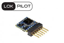 ESU Lokpilot 5 Micro 6 Pin Direct 59827 - Roads And Rails