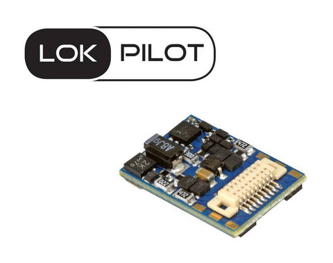 ESU Lokpilot 5 Micro Next18 59828 - Roads And Rails