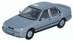 Oxford Diecast 1:76 Ford Sierra Sapphire Moonstone Blue 76FS004 - Roads And Rails