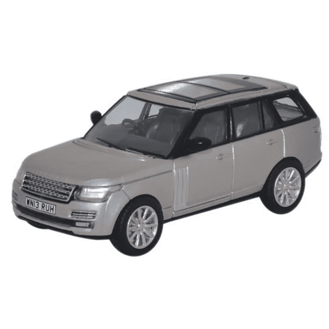 Oxford Diecast 1:76 Range Rover 2013 Luxor 76RAN001 - Roads And Rails