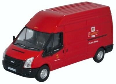 Oxford Diecast Royal Mail Ford Transit LWB High Van 76FT024